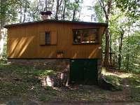 ubytování Vranov nad Dyjí na chatě k pronajmutí