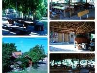 Chatky na horách - dovolená Koupaliště Březí rekreace Nový Přerov