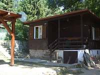 ubytování Vranov nad Dyjí na chatě