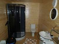 Prostorná koupelna