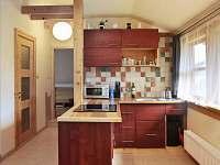 apartmán, Rokytnice u Slavičína, Bílé Karpaty, kuchyňský kout
