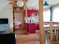 Apartmán v Rokytnici, kuchyń