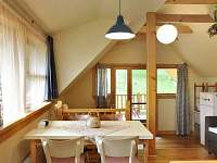 Apartmán v Rokytnici, kuchyň