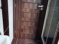 Koupelna a WC podkroví