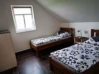 Pokoj 2 lůžka + 1 přistýlka