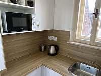 apartmán-kuchyňka - Jevišovice