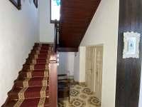 schodiště k apartmánu - Jevišovice