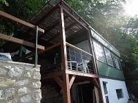 Levné ubytování Koupaliště Nimpšov Chata k pronajmutí - Vranov nad Dyjí