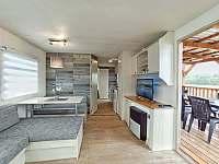 Mobilní dům Marbella kemp - chata k pronájmu - 6 Výrovice