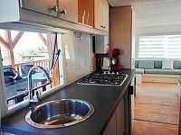 Mobilní dům Marbella kemp - chata ubytování Výrovice - 9