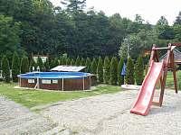 bazén - Rusava