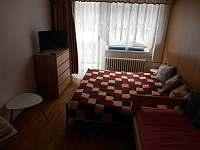 nový 3 lůžkový pokoj - Rusava