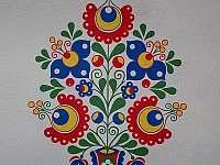 Ornament - chalupa k pronájmu Vlčnov