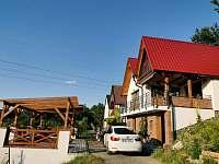 Sklep Kostelec - cesta k objektu - chata ubytování Kostelec u Kyjova