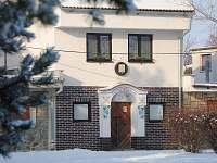 Moravská N. Ves ubytování 15 lidí  ubytování