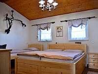 pokoj č.2 postele - Moravská Nová Ves