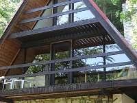 Chata k pronajmutí - dovolená Podyjí rekreace Podhradí nad Dyjí