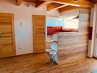 Kuchyňský kout - apartmán k pronajmutí Dolní Dunajovice