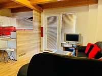 Obývací pokoj - apartmán k pronájmu Dolní Dunajovice