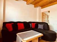 Obývák - pronájem apartmánu Dolní Dunajovice