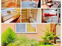 Ubytování na konci - apartmán ubytování Dolní Dunajovice