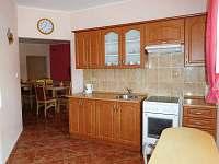 Kuchyňka - ubytování Hlohovec