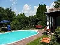 Chata k pronajmutí - dovolená na Jižní Moravě