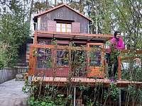 ubytování na Drahanské vrchovině Chata k pronajmutí - Ochoz u Brna