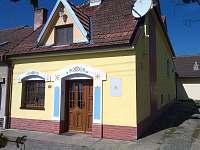 Chalupa k pronajmutí - Prušánky Jižní Morava