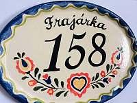 Frajárka - penzion - 35 Sedlec u Mikulova