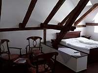 Pohled do prvního pokoje - vila k pronájmu Kyjov