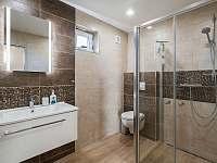 koupelna - chata ubytování Lednice