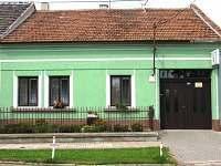 ubytování Moravská Nová Ves Chalupa k pronajmutí