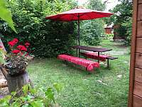 Chata Agáta - chata k pronajmutí - 4 Jedovnice