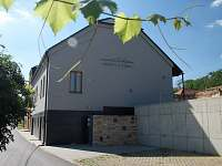 Penzion ubytování v obci Načeratice