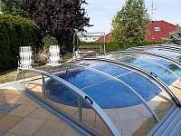 bazén - rekreační dům ubytování Nový Šaldorf
