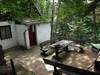 Chata na Vranovské přehradě - chata k pronájmu - 3 Bítov - Horka