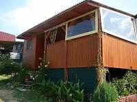 ubytování  v chatkách na horách - Šakvice