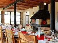 Ranč Milovice restaurace - ubytování Soběsuky - Milovice