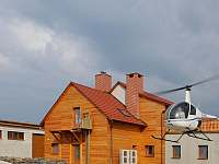 Vyhlídkové lety vrtulníkem - ubytování Soběsuky - Milovice
