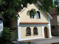 ubytování Dolní Věstonice na chatě k pronájmu