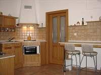 Kuchyň a společenská místnost
