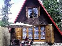Chata ubytování v obci Kuželov