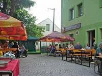 Penzion na horách - okolí Prušánek