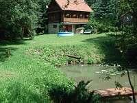 Držková - Hutě - chata k pronajmutí - 12