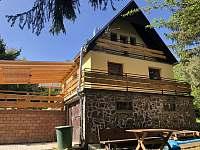 ubytování Ostrožské Předměstí na chatě