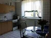 Společná kuchyně k pokoji 1 a 2 a 3