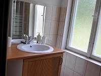 koupelna - pronájem chaty Štítary