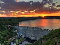 Vranovská přehrada - Štítary