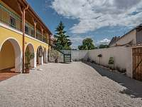 Apartmán na horách - dovolená Lom Mariánský mlýn rekreace Dolní Dunajovice